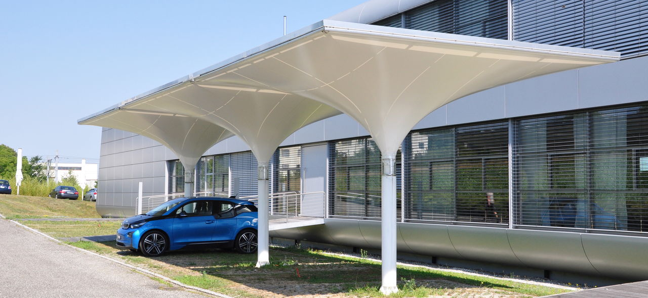 Solar Carports Mdt Tex
