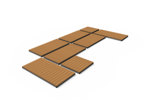 Typ MF - Plancher modulaire